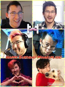 Happy Birthday Markimoo! by SonicShadz35