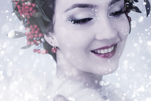 White Christmas by KlairedeLys