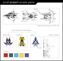 Small game project by draxgoroth