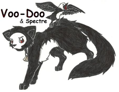 Voo-Doo by awcomicart