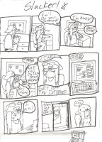 Comic for Creative Writing by MistyFang