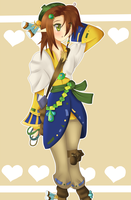 -SS: Noel- by Twillywho