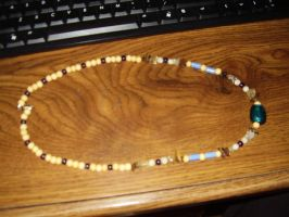 Necklace comission by Tabbicatt