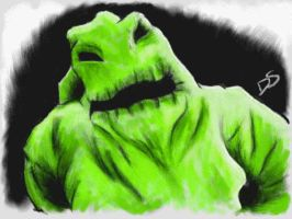 Oogie Boogie by MyDJCrow
