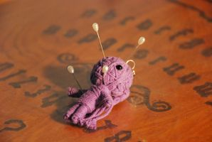 Voodoo Doll by The-Playmobil