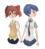 Akuma No Riddle by gis-ka