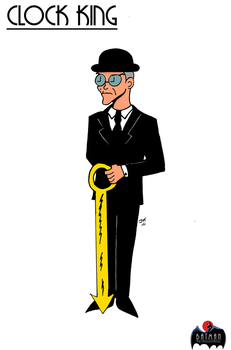 Clock King by JohnnyFive81
