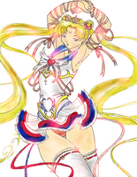 Millennium Senshi Sailor Moon by Inuyashafanforever12