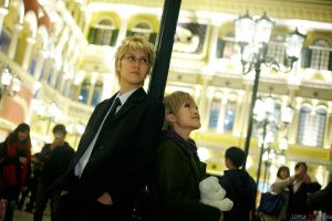 APH:Sweden and Finland by kkk7969