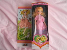 Candy Candy Polistil Doll by Super-Moogles