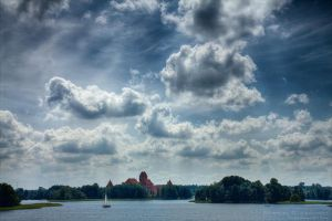 Trakai Castle by rici66