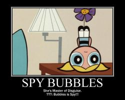 PPG Motivator: Spy Bubbles by Porn1315