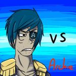 Archie would like to battle by SnappleCrackers