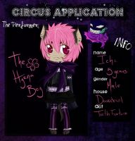 BCircus App. Ichi by NotLucy