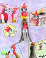 WOY - Lady Hater Meets Lord Hater Universe by Prowlgirl