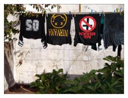 Laundry by BadReligion-fans