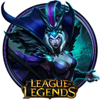 Ravenborn Leblanc Dock Icon by OutlawNinja