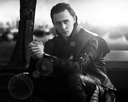 Tom Hiddleston. Loki 2 by StalkerAE