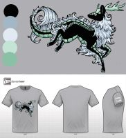 Kirin Mythical Creature Design Challenge by Throughawolfseyes