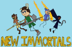 The New Immortals by Kymme777