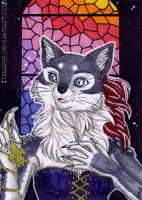 ACEO : Fair Lady by Tavaris