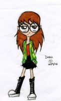 Daria by Alias-Hugo