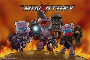 The Minatory by MZ15