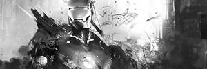 ironman by shk828
