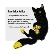 Inactivity notice by Alcemistnv