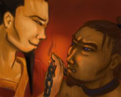 Ozai and Hakoda- Chain by weirdlet