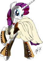 Fancy Rarity (Coloured) by Theorous