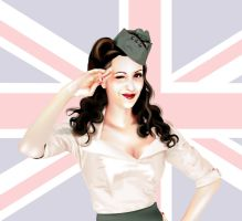 The best of British to you by KiwiArtyFarty