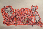 'Attack of the Brains 0f the 90's!' by SUPASERVO