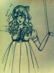 Doll Sketch by LuceRen