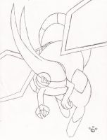 Flygon by Draxflygon