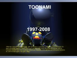 RIP Toonami *UPDATE IN DESCRIPTION* by Ninja-Gamer