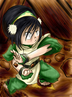 Toph by MSMoura