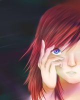 Kairi - Afraid by KoiGirlie
