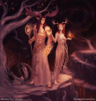 Lords of the Chasm by LeoJr