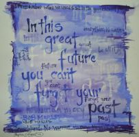 In This Great Future by StephaniTheArtist