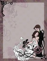 Wedding invitation by secondlina