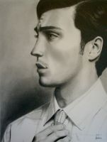 Aaron Johnson by Nizz-93