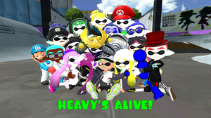 HEAVY'S ALIVE! Thumbnail by AlphaSwan
