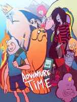 Adventure TIME by Zeigler
