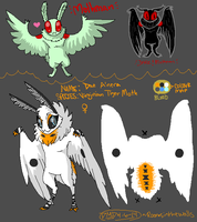 Mothies by RoomsInTheWalls