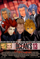 KH2 - Ocean's 13 by Pikangie