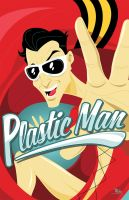 Plastic Man by MikeMahle