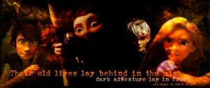 Dark Adventures by 1JoyDreamer
