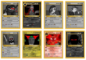 Madness Combat Cards- Series 1 by Tarantulakid96