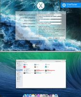 OS X Mavericks Transformation Pack 3.1 by windowsx